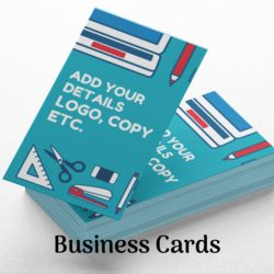 Premium Business Cards Thumbnail
