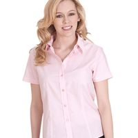 Ladies Poplin Shirt Thumbnail
