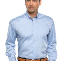 Mens Pinpoint Oxford Shirt Thumbnail