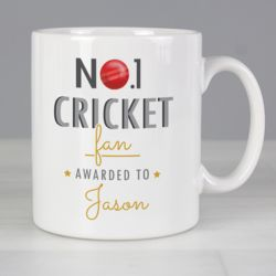 Cricket Fan Mug Thumbnail