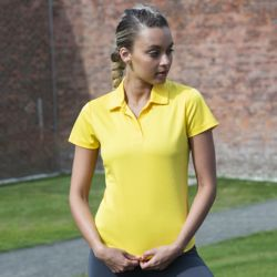 Ladies cool polo shirt Thumbnail
